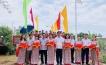 Khánh Thành cầu Kênh Đứng 3 do tập thể lớp CEO 69 PTI HCM tài trợ