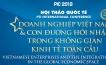 Hội thảo: Doanh nghiệp Việt Nam và con đường hội nhập trong không gian kinh tế toàn cầu