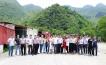 Chương trình kiến tập của lớp Giám đốc Sản xuất chuyên nghiệp CPO08 – Đến Chiềng Châu, thăm nhà máy tre lớn nhất đất Việt