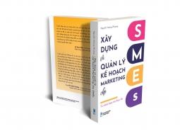 """Phát hành sách: """"Xây dựng và Quản lý kế hoạch marketing cho SMEs"""""""