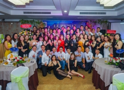 [PTI HCM] Tưng bừng Lễ Ra Mắt lớp CEO 64 - Together We Change The World