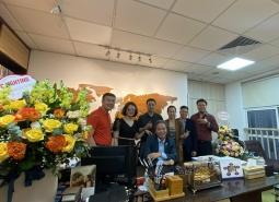 Thầy/ Trò PTI hân hoan trong ngày Lễ Hiến chương Nhà giáo Việt Nam