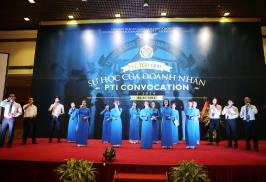 Tổ chức Giáo dục PTI nhận giải thưởng Tổ chức Giáo dục uy tín năm 2015